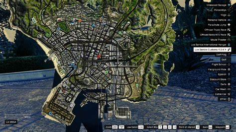 Mod Gta 5 Map   satellite view map new edition 4k with backups final