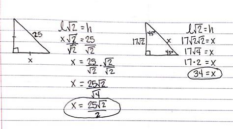 45 45 90 Triangle Worksheet by Worksheet 45 45 90 Triangle Worksheet Caytailoc Free