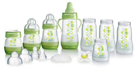 Set Ananti Green mam 15 baby feeding bottle starter set anti colic self sterilising kit ebay
