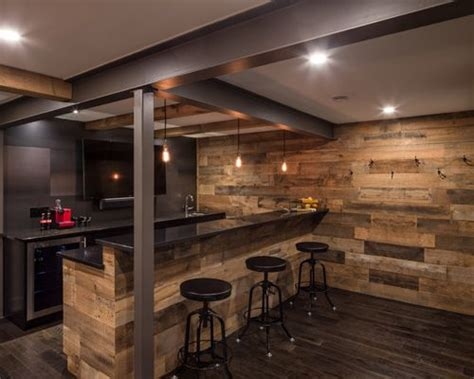 rustic bar rustic home bar design ideas remodels photos
