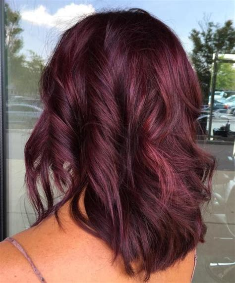 purple brown hair color 4 most exciting shades of brown hair