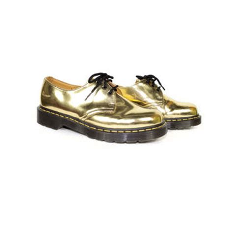 golden oxford shoes best dr martens 1461 products on wanelo