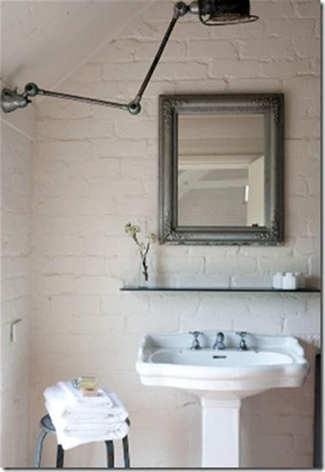 industriele len wit en mood quot boyfriend quot la salle de bain version