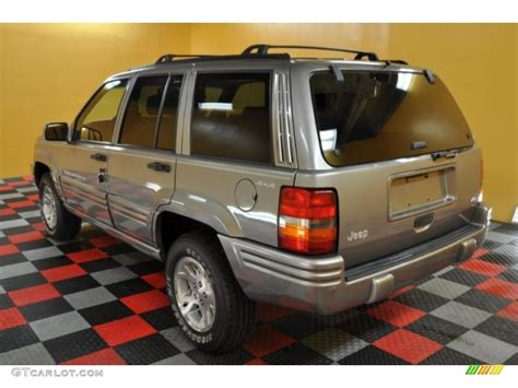 1998 bright platinum jeep grand limited 4x4 44805516 photo 3 gtcarlot car