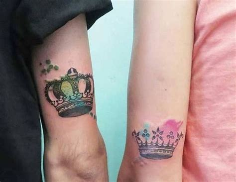 tattoo hand king queen 9 best king and queen tattoos images on pinterest king