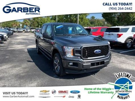 ford   inventory reviews specials  jacksonville garber automall
