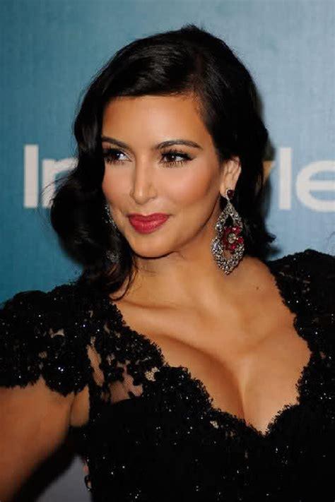 kim kardashian glam makeup kim kardashian style the fashion tag blog