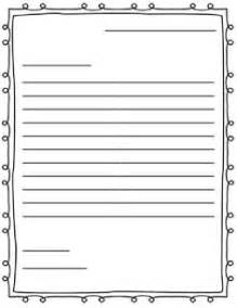 writing templates for first grade writing template for