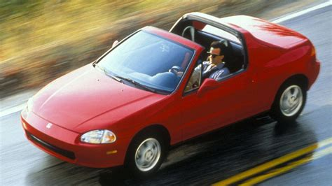 mazda convertible 90s worst sports cars honda sol