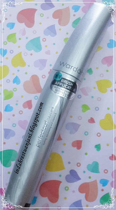 Maskara Wardah Review indah restu anjani review wardah curl mascara