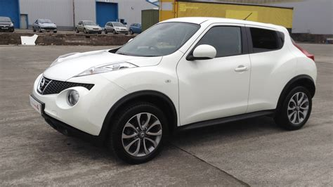 nissan juke white nissan juke tekna white reviews prices ratings with