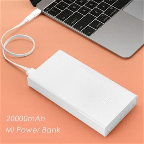 Power Bank Mi 60000mah original xiaomi mi 20000mah mobile power bank charging 36 87 shopping gearbest