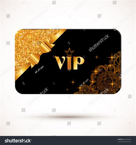 Vip Membership Card Template by Vip Membership Card Template Www Imgkid The Image