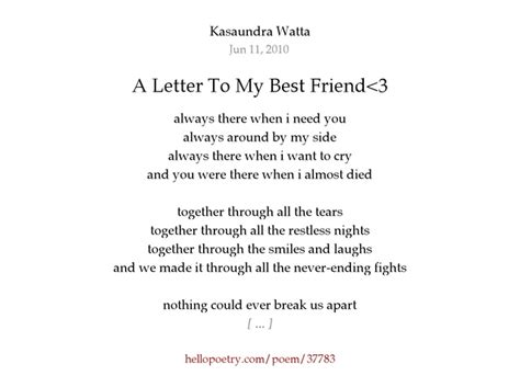 best friend letters best friend letters that make you cry www pixshark