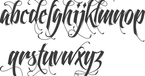 mardian tattoo font generator gangster script tattoo fonts google search clothes and