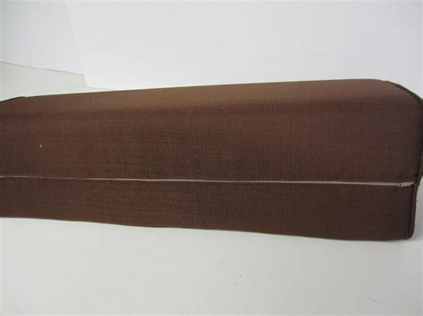 wedge bolster cover linen chocolate 11street malaysia