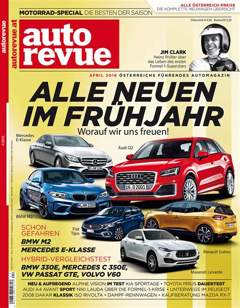 Auto Revue by Autorevue Magazin April 2016