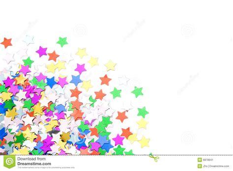 Colorful Confettis Stock Image Image 6878941