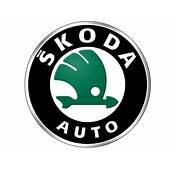 Skoda Logo  Auto Cars Concept