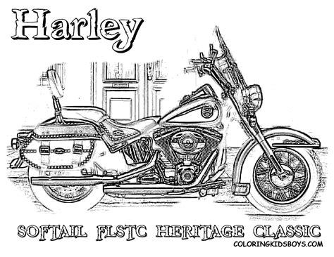 motorcycle coloring pages harley harley coloring harley davidson free motorcycles