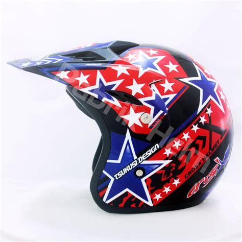 Helm Cross Warna Hijau helm jpn cross pc18 motif hitam pabrikhelm jual helm murah