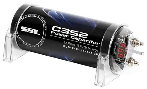 car system capacitor sound c352 3 5 farad car capacitor for energy storage to enhance bass demand
