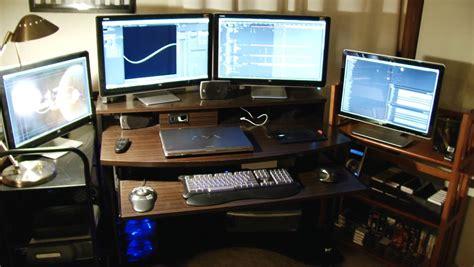 Komputer Gaming Desain Dan Editing my editing setup