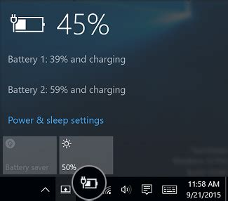 laptop battery won't charge? cases and power supplies