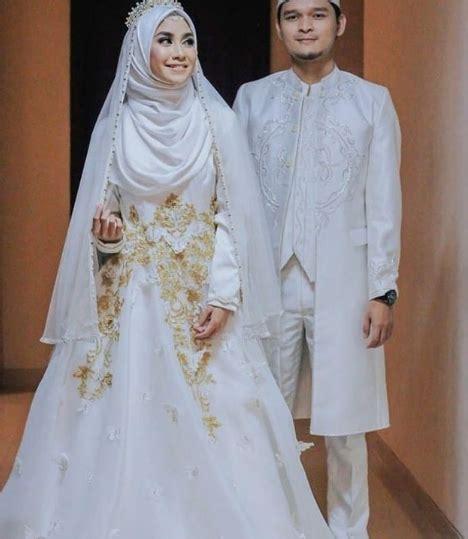 baju pernikahan islami syari gambar islami