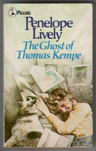 the ghost of thomas the ghost of thomas kempe by penelope lively children s bookshop hay on wye