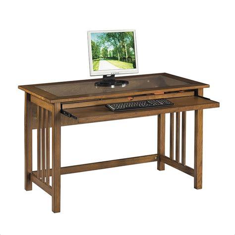 Office Desk Oak Commercial Computer Desks Home Office Computer Desk At