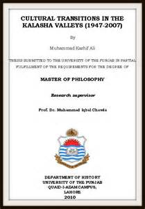 Title Proposal For Thesis Mphil Dissertation Best And Reasonably Priced Writing Aid