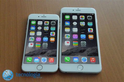 e iphone 6 iphone 6 e iphone 6 plus primeiras impress 245 es