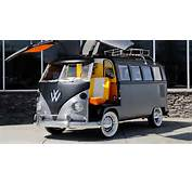 What If A Volkswagen Bus Was Used As Time Machine In Back To The
