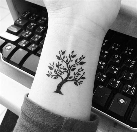 small tree tattoos for women 60 awesome tree designs a