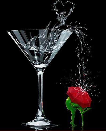 martini artist http godardrocks com