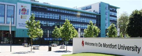 De Montfort Mba Top Up by Study At Leicester Home Of Chions Meet A De