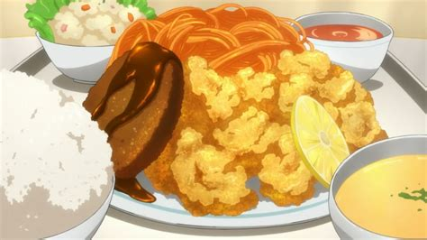 Anime Food by Bringing Balance To Every Meal With Classic Potato Salad
