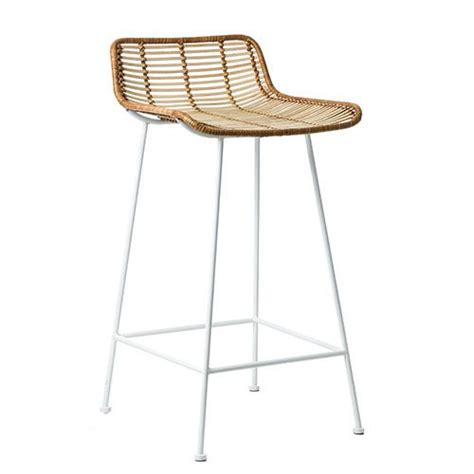 Bloomingville Rattan Counter Stool by Best 25 Rattan Bar Stools Ideas On Black