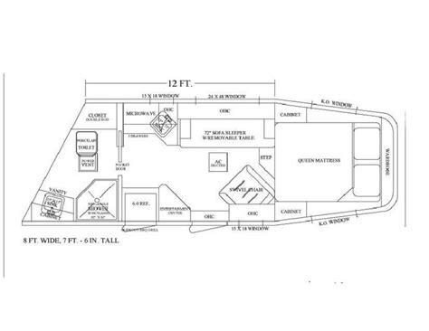 living quarter horse trailer 12 short wall floor plan pin by equine rv on living quarter floor plans pinterest