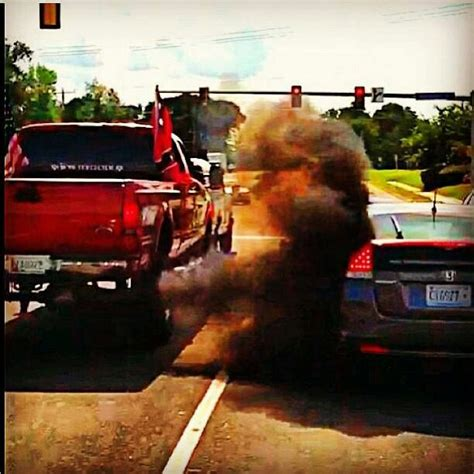 Lol Gotta Hate Prius Drivers | My Extreme Dislike For ... Lifted Duramax Diesel Blowing Smoke