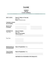 blank resume template pdf health symptoms and cure com