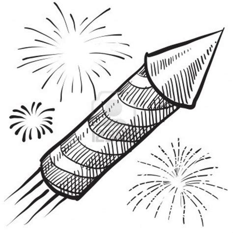 how to draw new year firecrackers new year s photos and drawings on
