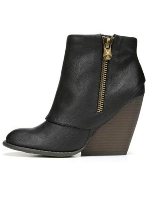 fergalicious envy wedge bootie from new orleans by nola