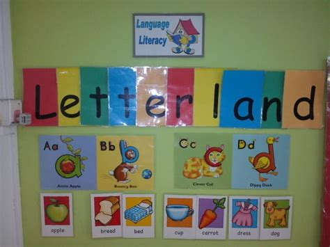 Nursery Land Early Character Education Book 1 17 best images about letterland on stick it