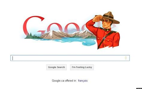 Mountie Doodle Marks 140th Anniversary Of