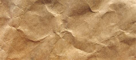 Brown Covers by Brown Crumpled Paper Texture Cover