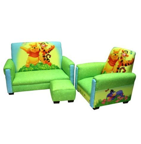 winnie the pooh table and chair set winnie the pooh chair and ottoman set home design ideas