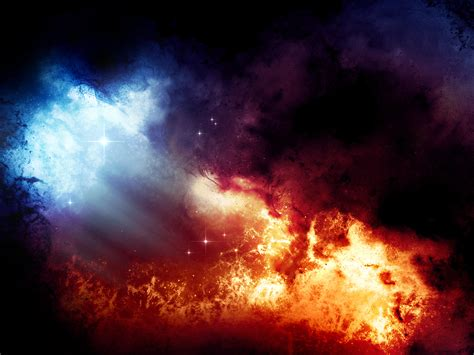 Hell And Heaven Wallpaper heaven and hell wallpaper by redxen on deviantart