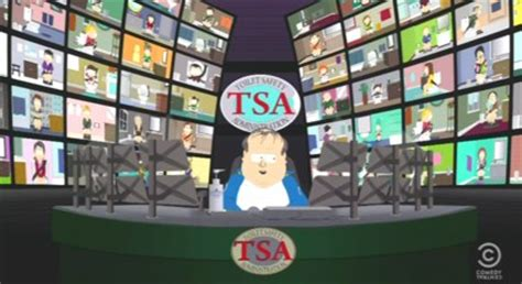 south park bathroom security south park new episode takes on tsa toilet seat gender